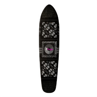 Paint Me Perfect Zebra Skate Board Decks