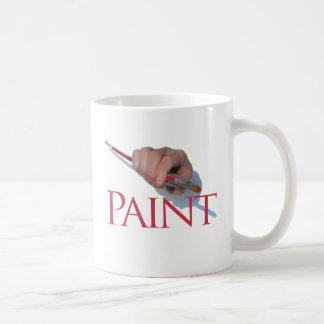 """""""PAINT"""" MUGS"""
