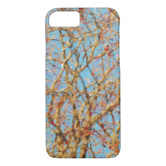 Paint of to Tree iPhone 8/7 Case