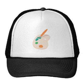Paint Palette Trucker Hat