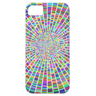 Paint Palette Vortex Colors Customizable Barely There iPhone 5 Case