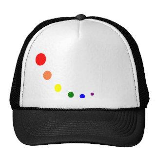 paint pallet hat
