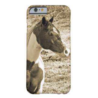Paint pony barely there iPhone 6 case