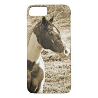 Paint pony iPhone 7 case
