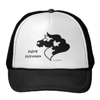Paint Princess-Hat Cap
