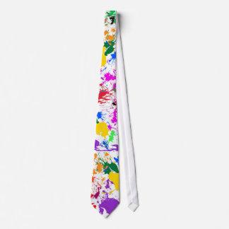 Paint Splat Tie