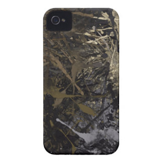 Paint Splatter Abstract iPhone 4 Cases