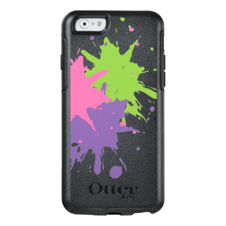 Paint Splatter Apple iPhone 6/6s OtterBox OtterBox iPhone 6/6s Case