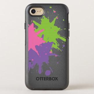 Paint Splatter Apple iPhone 6/6s OtterBox OtterBox Symmetry iPhone 7 Case