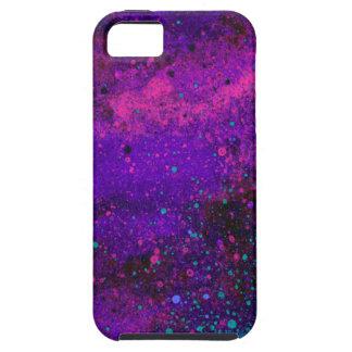 Paint Splatter iPhone 5/5S Cases