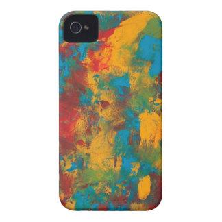 Paint Splatter Case iPhone 4 Case-Mate Cases