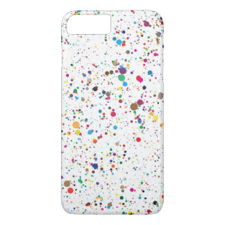 Paint Splatter Iphone7 Plus Case