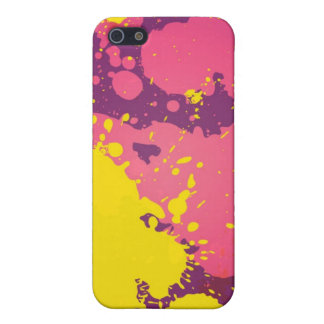 Paint Splatter - iPhone 4 Case