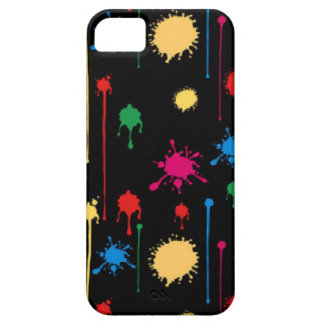 Paint Splatter iPhone 5 Case