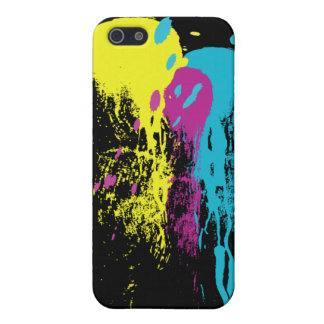 Paint Splatter iPhone Case Case For iPhone 5