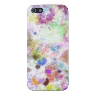 Paint Splatter iPhone 5 Cases