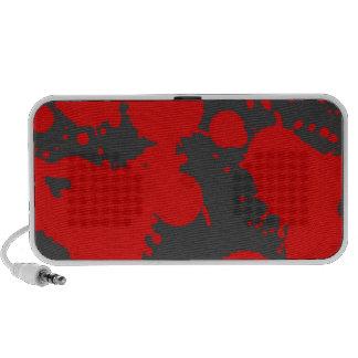 Paint Splatter Mini Speaker