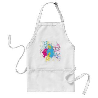 paint splatter standard apron