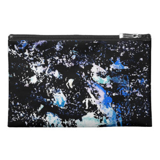 Paint Splatter Travel Accessory Bag