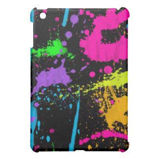 Paint Splatters iPad Case