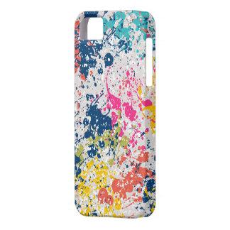 Paint Splatters Phone Case iPhone 5 Cases