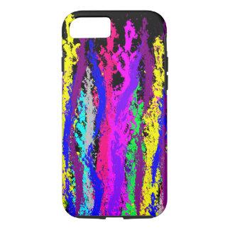Paint Strands iPhone 8/7 Case