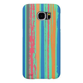 paint stripes phone case