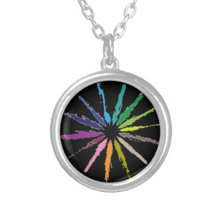 Paint Strokes Necklace