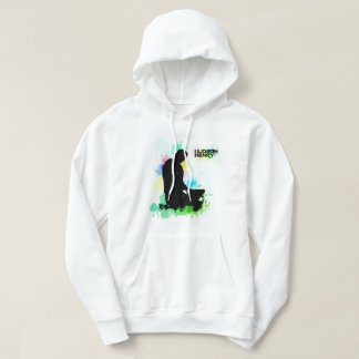 Paint Style (Logo made by Karly) Hoodie