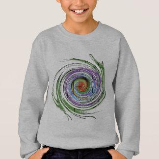 paint swirl artistic paint for insperatiom sweatshirt