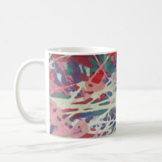Paint Swirls Coffee Mug