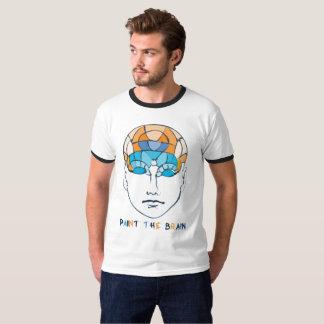 Paint The Brain T-Shirt