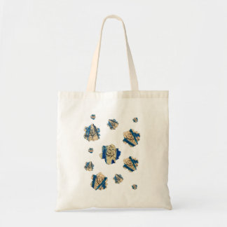 Paint The Roses Tote