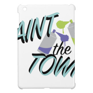 Paint The Town Cover For The iPad Mini