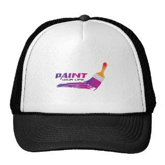 Paint Your  Life Cap