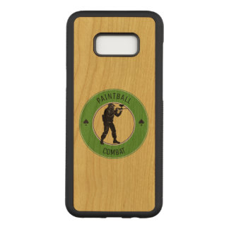 Paintball Combat Carved Samsung Galaxy S8+ Case