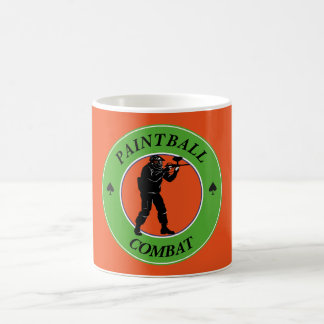 Paintball Combat Coffee Mug