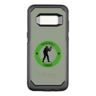 Paintball Combat OtterBox Commuter Samsung Galaxy S8 Case