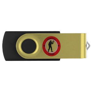 Paintball Combat USB Flash Drive
