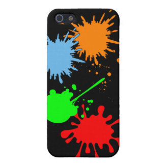 Paintball Enthusiast iPhone 5/5S Case