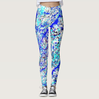 Paintball Fitness Blast Leggings