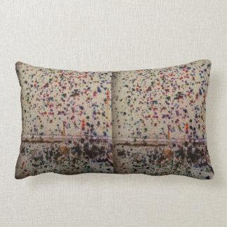 paintball lumbar cushion