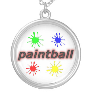 paintball necklace