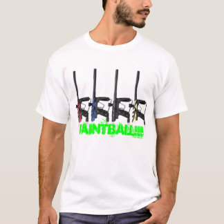 paintball, PAINTBALL!!! T-Shirt