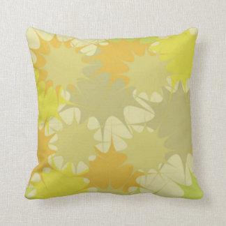 Paintball pillow cushions