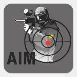 Paintball Shooter - Aim