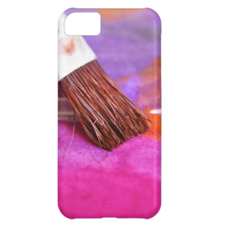Paintbrush Cover For iPhone 5C