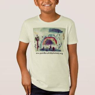 Paintbrush Diplomacy T-shirts