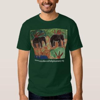 Paintbrush Diplomacy Tee Shirt