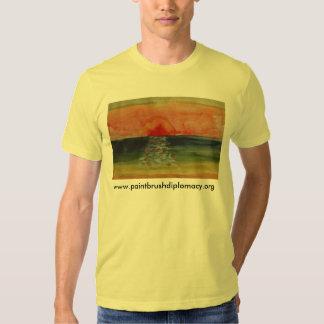 Paintbrush Diplomacy Tee Shirts
